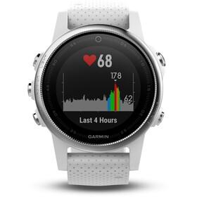 Garmin Fenix 5S Sapphire GPS Watch white